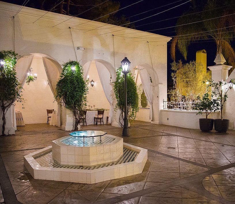 Riviera Wedding Venue In Santa Barbara Villa And Vine Weddings