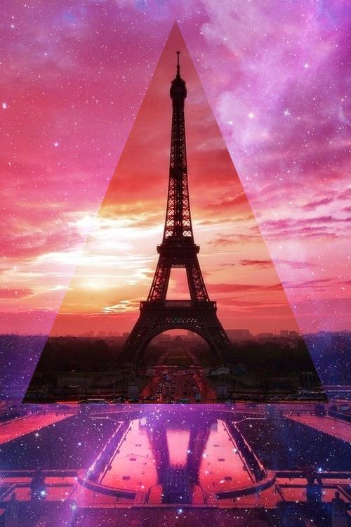 Galaxy Triangle Tumblr Themes