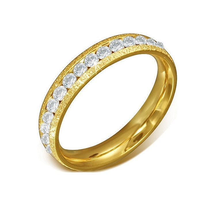 Eternity of Sparks Ring