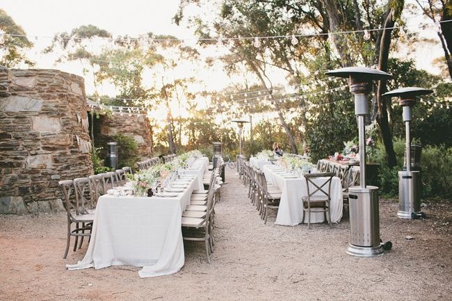 Cheap Wedding Ideas Melbourne: Boyd Baker House Wedding