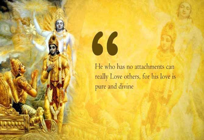 These 11 Quotes By Lord Krishna In Bhagvad Gita Are Life Changing