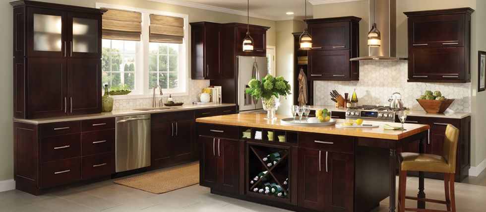 American Woodmark Cabinets. Manufacturing Site Located In