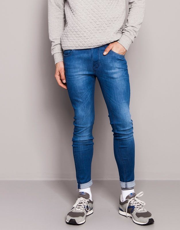 Jeans Hombre Pull Bear Colombia ¹キニー
