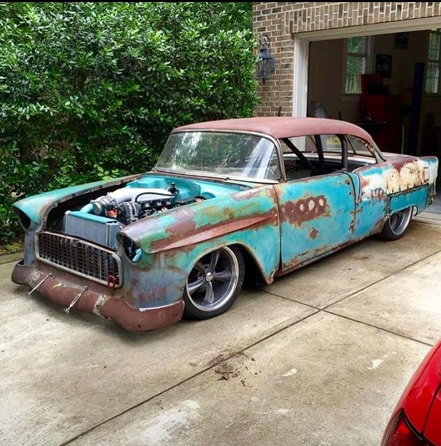 I Would Sooo Love To Do Some Work On This Rat Rod Classic Cars