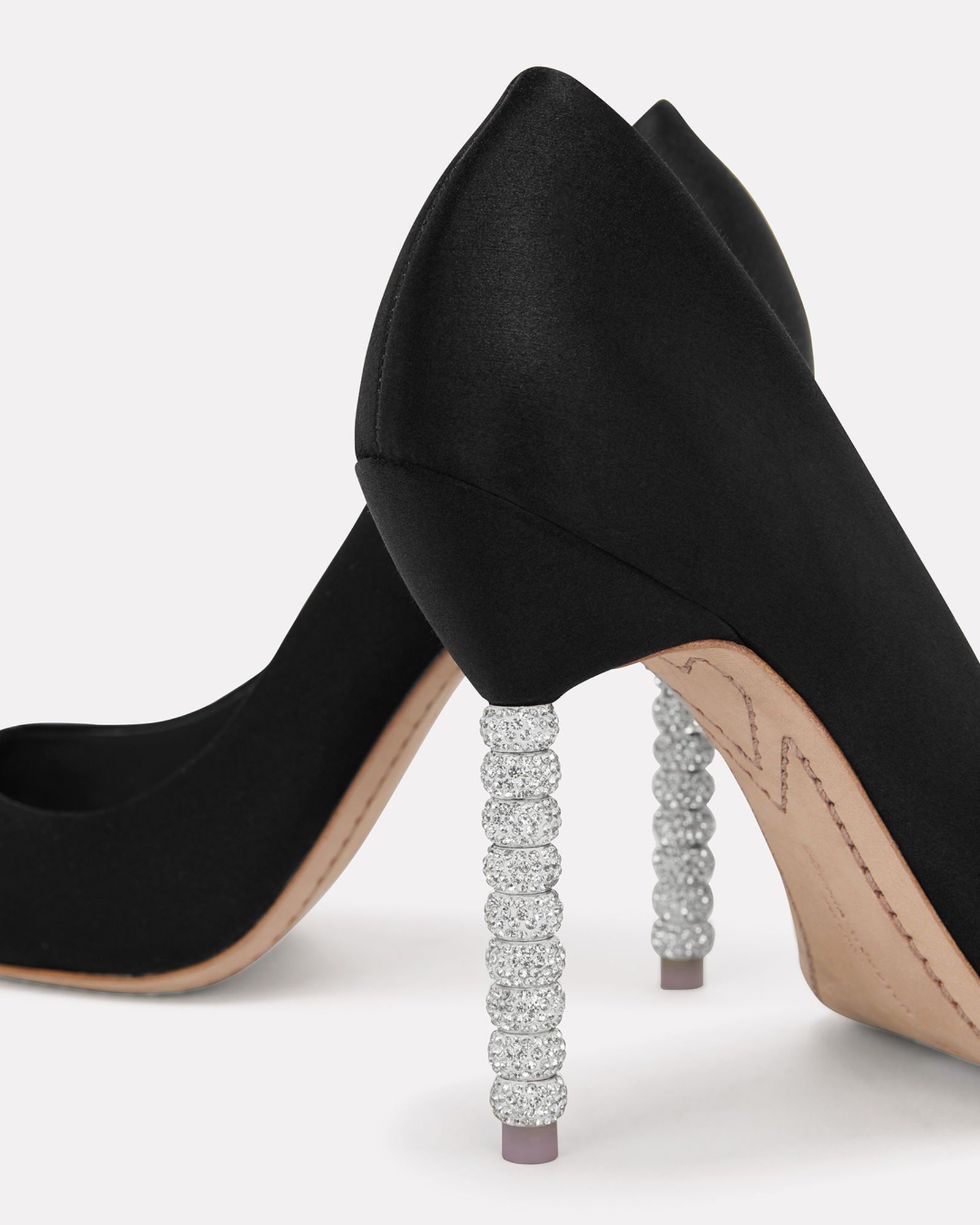 b571785f4b1 Coco Crystal Heel Pumps