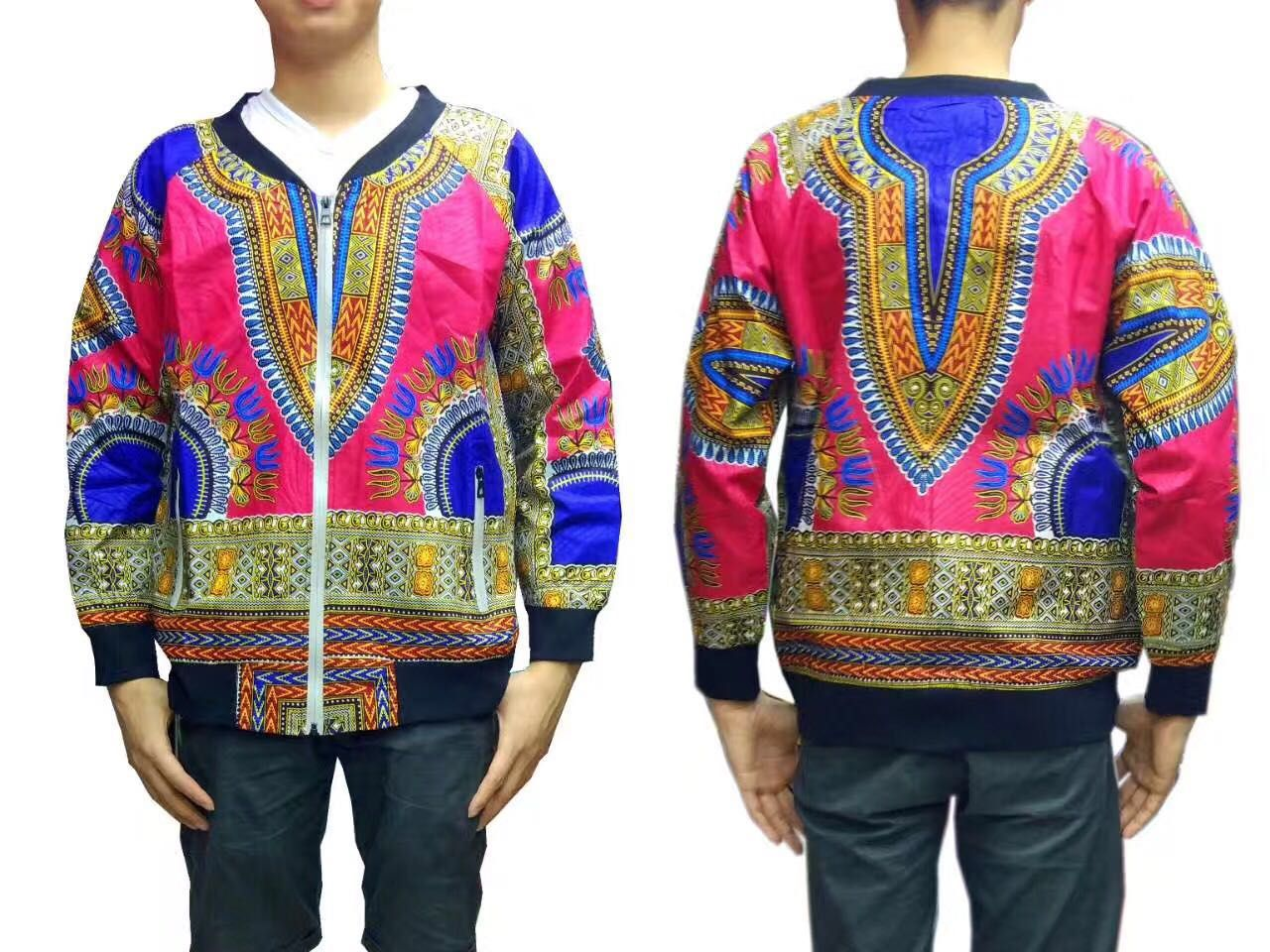 Click to buy ucuc african clothing winter hot cotton polyester