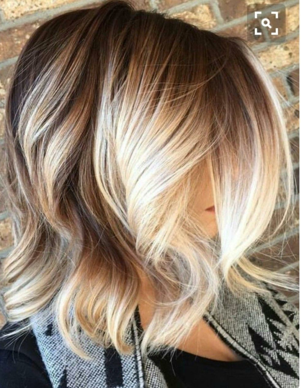 Pin By Emmy Sherman On Hairstyles In 2019 Balayage Hair