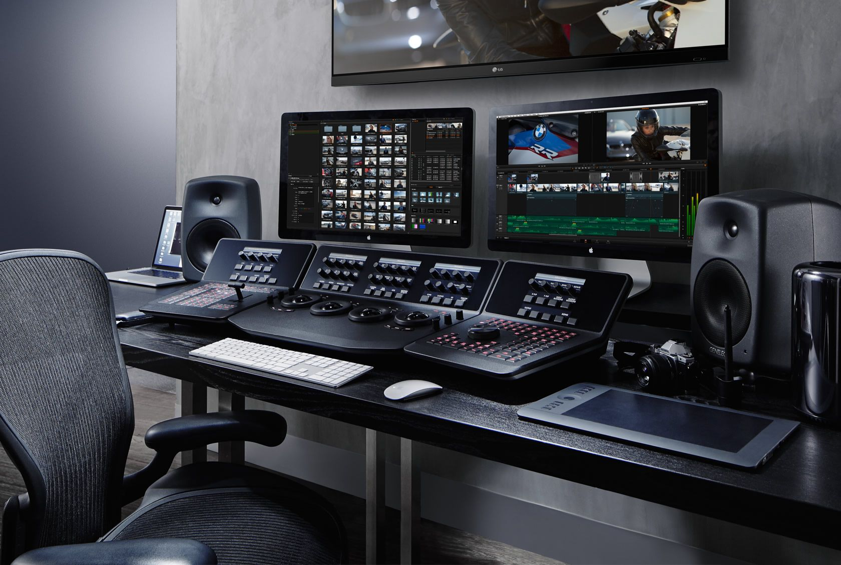 Blackmagic Design: DaVinci Resolve 11 Compare | Setup | Pinterest ...