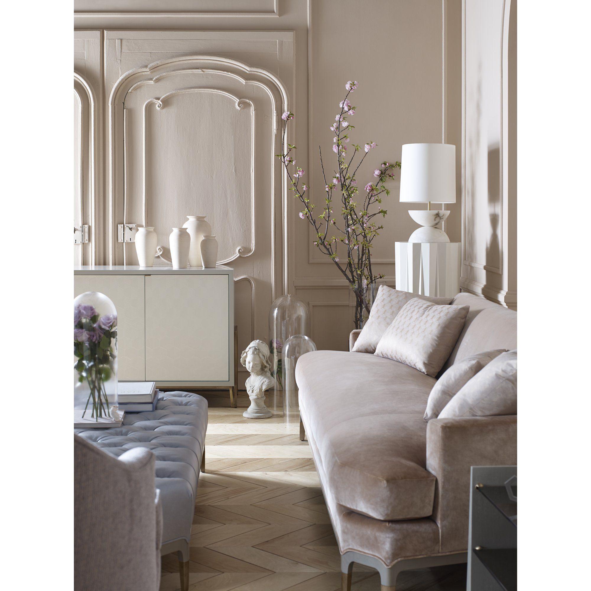 JeanLouis Deniot Living Room Neoclassical interior