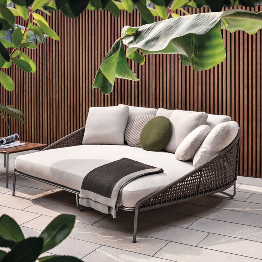 Outdoor Furniture Beds: Aston Is A Family Of Individual Pieces, Including A Sofa