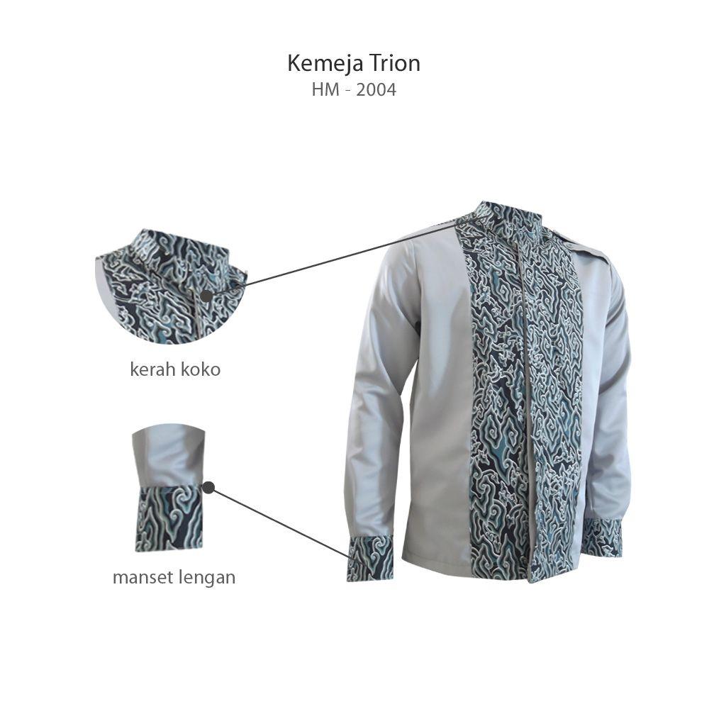 Pin By Uswatun Khasanah On Kemeja Batik Pria In 2018 Pinterest Koko Grey M Elegan Megamendung With Collar Amp Cuff Kemejabatikmedogh Http Medogh