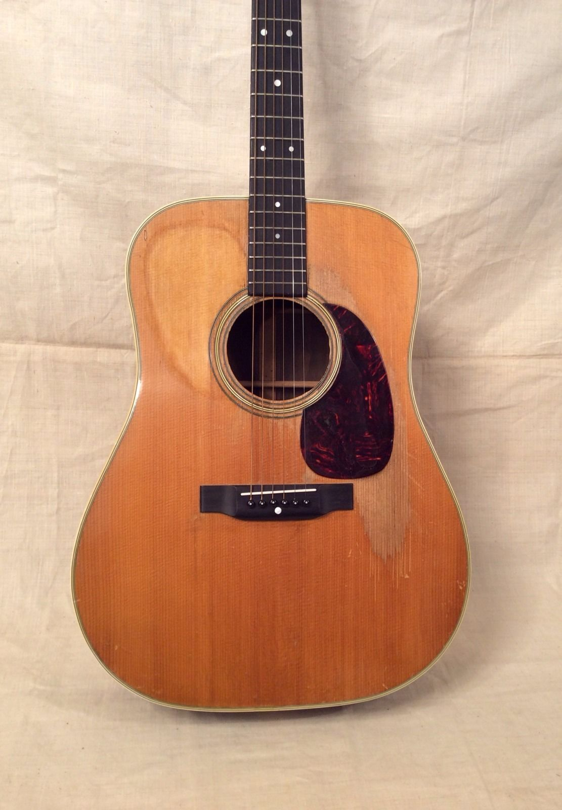 Vintage 1961 Martin D 28 Acoustic Guitar 1960 S C F Martin Co Martin Acoustic Guitar Vintage Music Guitar