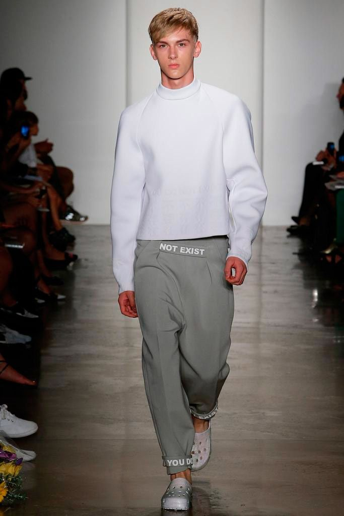 """Not too long ago,Style.comdescribed 26-year old designer x performance artist Bei Kuo as """"easily the most out-there of the bunch"""" in herParsons New School of DesignMasters of Fine Arts Fashion Design and Society program. The publication wasreflecting on... »"""