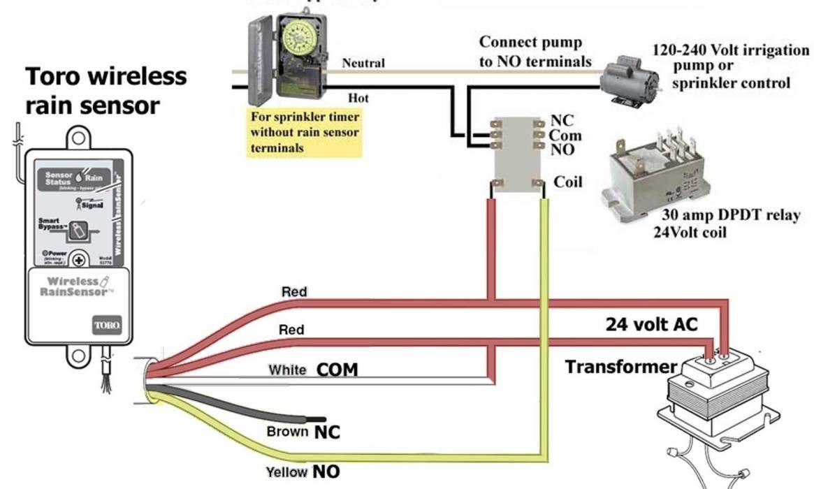 12 T103 Timer Wiring Diagram In 2020 Sprinkler Timer Sprinkler Irrigation Timer