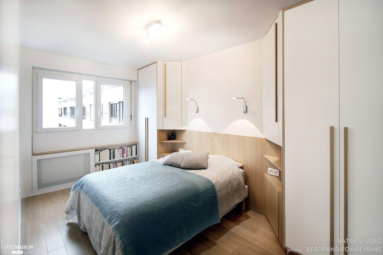 Chambre A Coucher Annees 70 appartement des années 70 remis à neuf, batiik studio - côté
