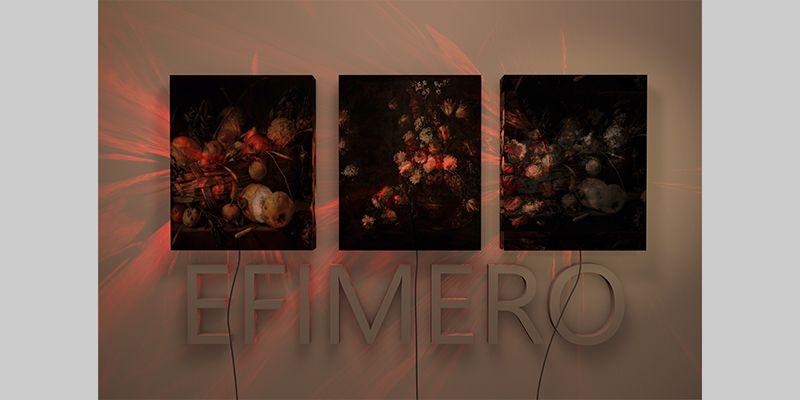 EFIMERO. YENY CASANUEVA Y ALEJANDRO GONZALEZ. PROYECTO PROCESUAL ART