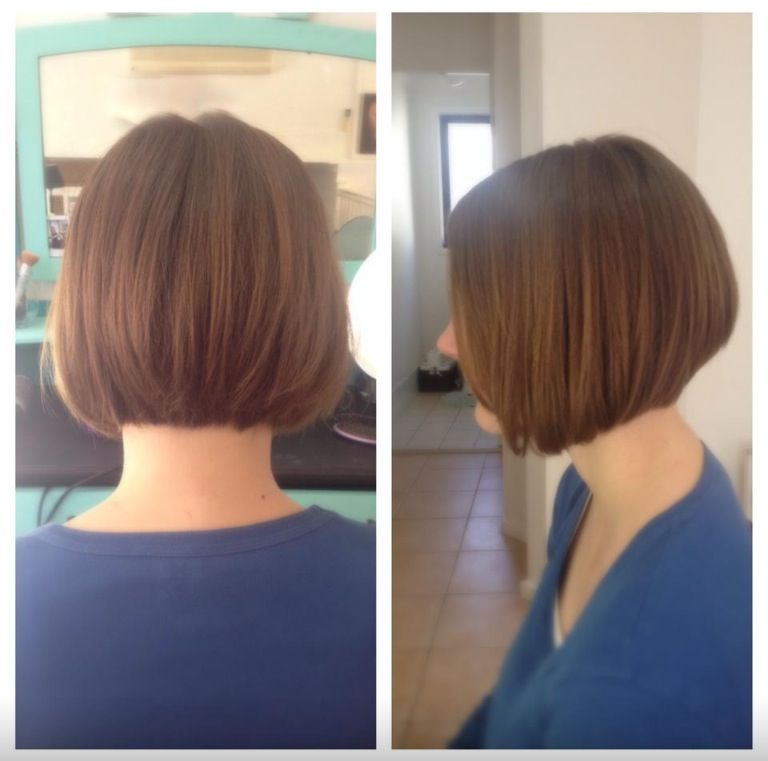 23++ Diagonal back haircut pictures inspirations