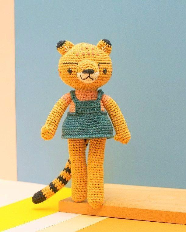 Amigurumi Tiger Crochet Pattern Tiger Crochet Patterns Amigurumi