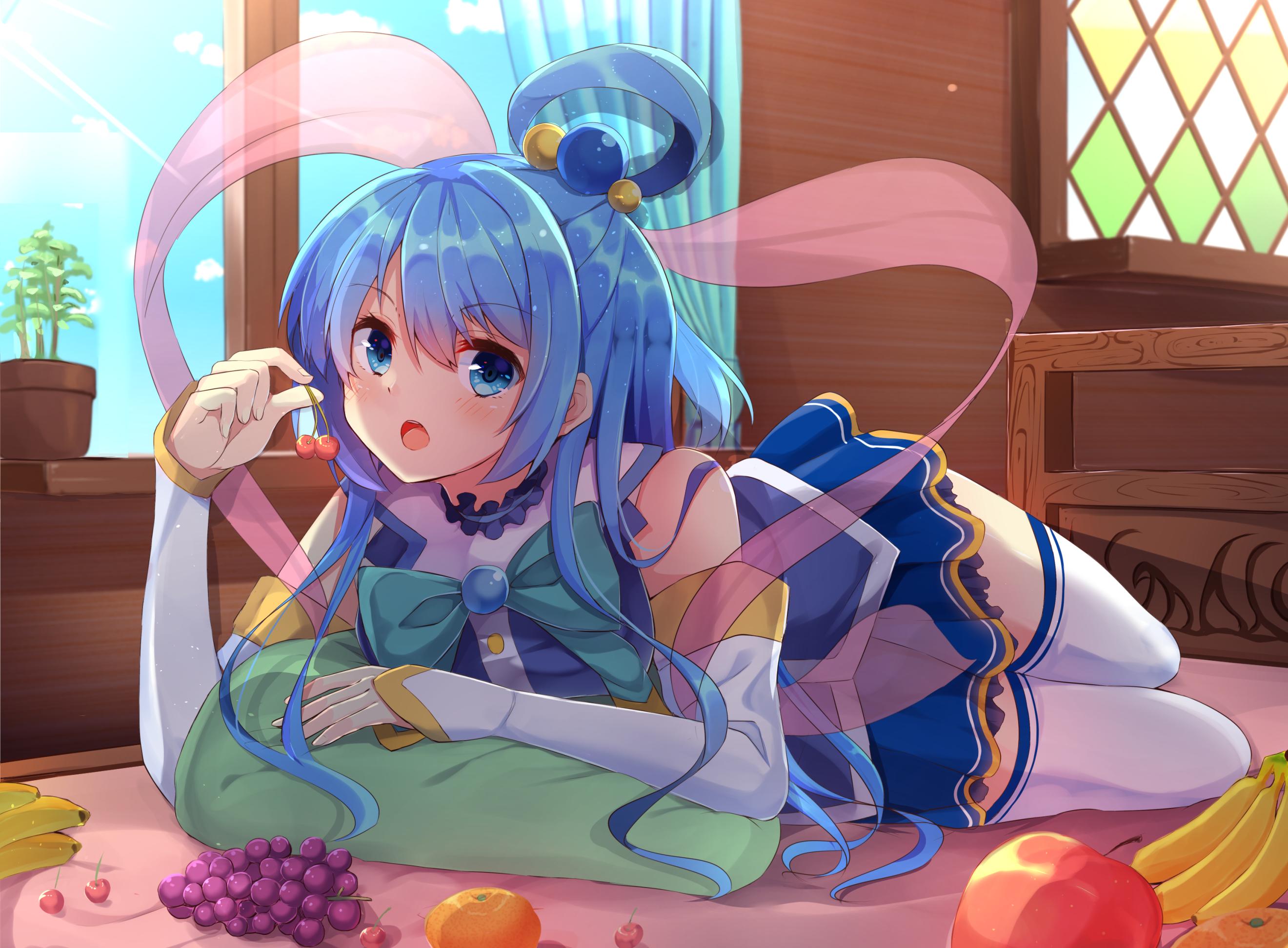Garotos Anime, Personagens De