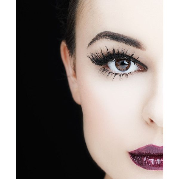 isight ❤ liked on Polyvore featuring makeup and people