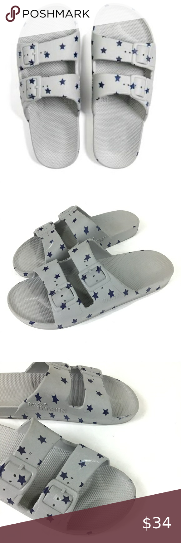 Freedom Moses Sandals Slipper Shoes Sandals Women Shopping