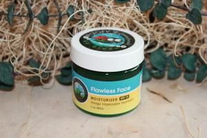 EWG rating for Poofy Organics Flawless Face Moisturizer, SPF 15 | EWG's 2015 Guide to Sunscreens