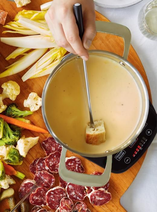 Roasted Garlic Broth (for beef and game fondue) #brothfonduerecipes