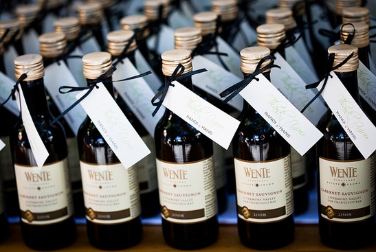 Wine favors