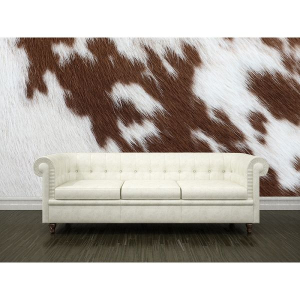 Brown Cowhide Wall Mural 18803335 Wall Murals For Childrens Rooms From 129 Wall Murals Brown Cowhide Mural