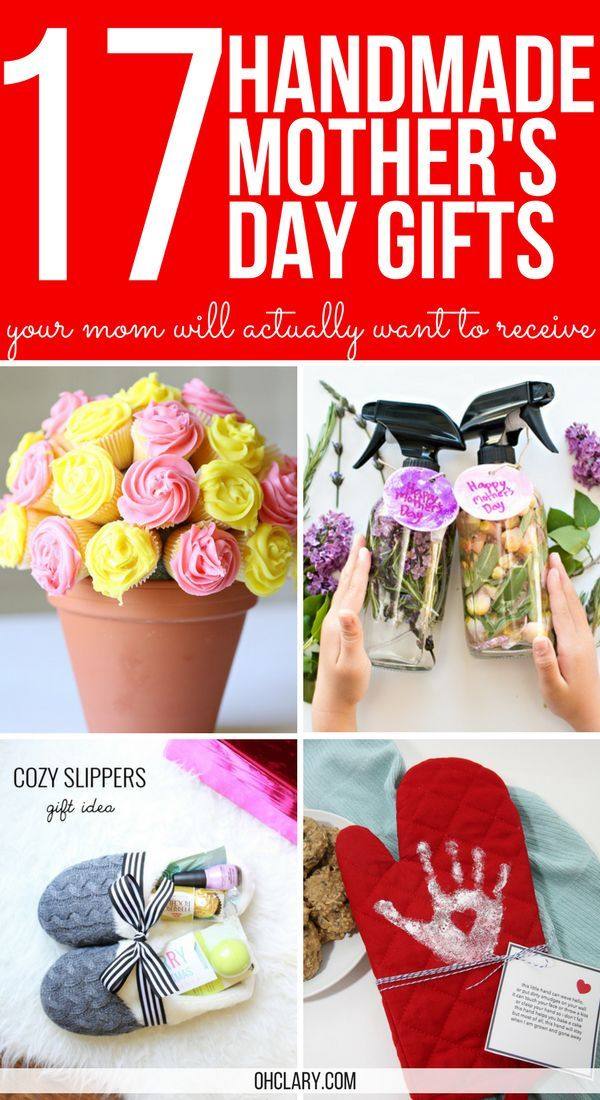 17 Diy Mother S Day Crafts Easy Handmade Mother S Day