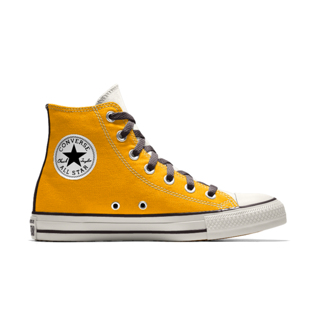 The Converse Custom Chuck Taylor All Star High Top Shoe