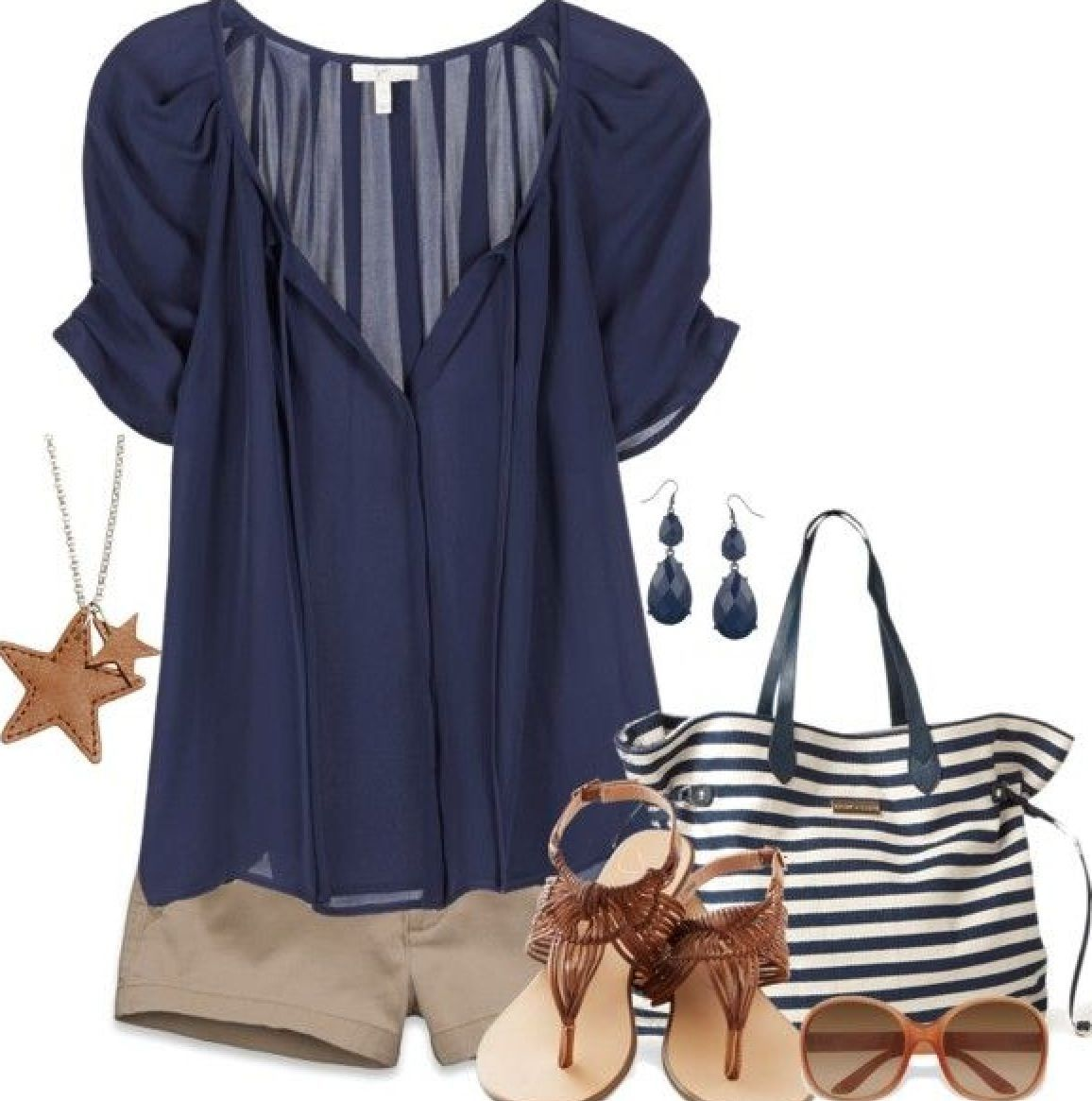 12 summer vacations in Texas outfits that you can copy - summervacationsin.com