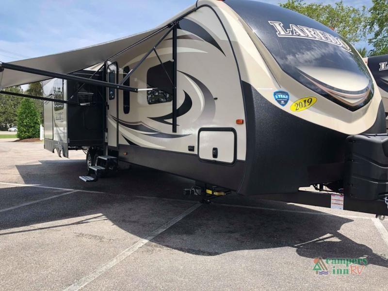 New 2019 Keystone RV Laredo 330RL Travel Trailer at
