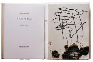 TAPIES : tapies-soleil-livre