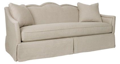 modern sofas by Layla Grayce, I like this without the skirt