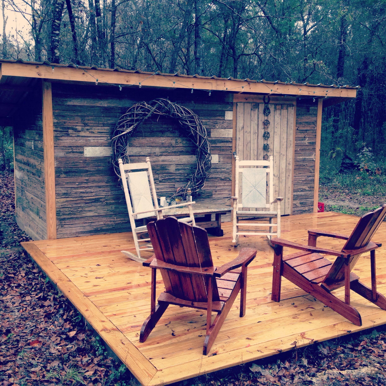 Srp Enterprises Weblog: Rustic Shed Made With Reclaimed Wood.