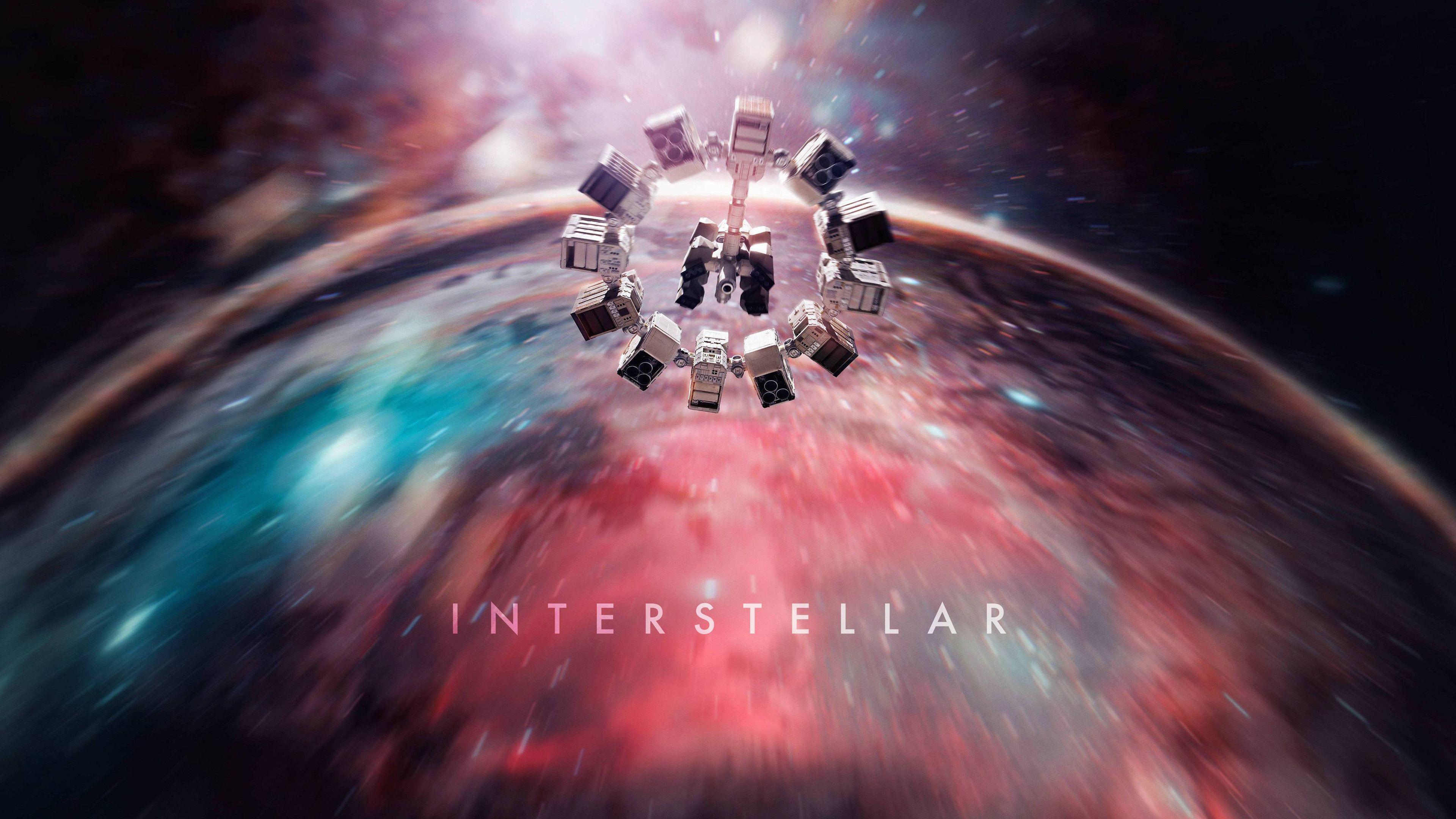 3840x2160 Interstellar Endurance Interstellar Interstellar Movie Hans Zimmer