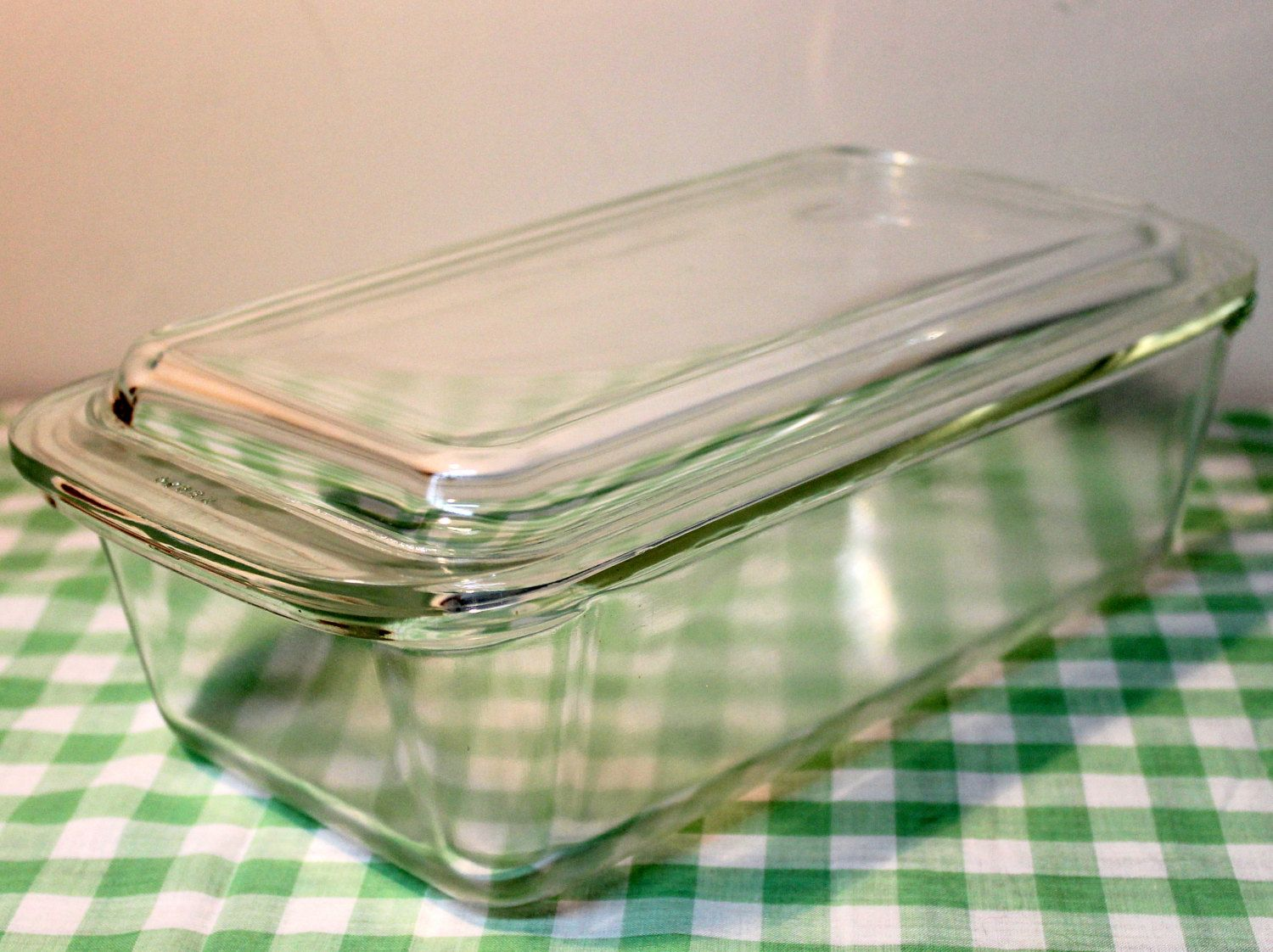 Reserved For Wendy Do Not Buy Vintage Pyrex Ovenware 215 B Loaf