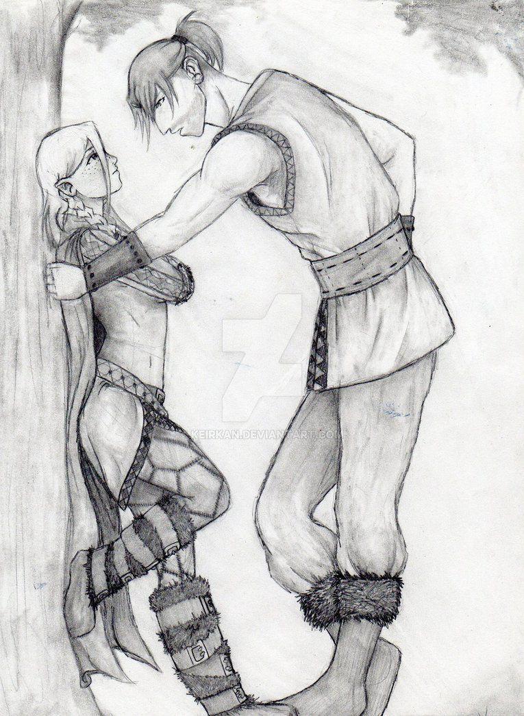 I WILL win you! by Keirkan.deviantart.com on @DeviantArt