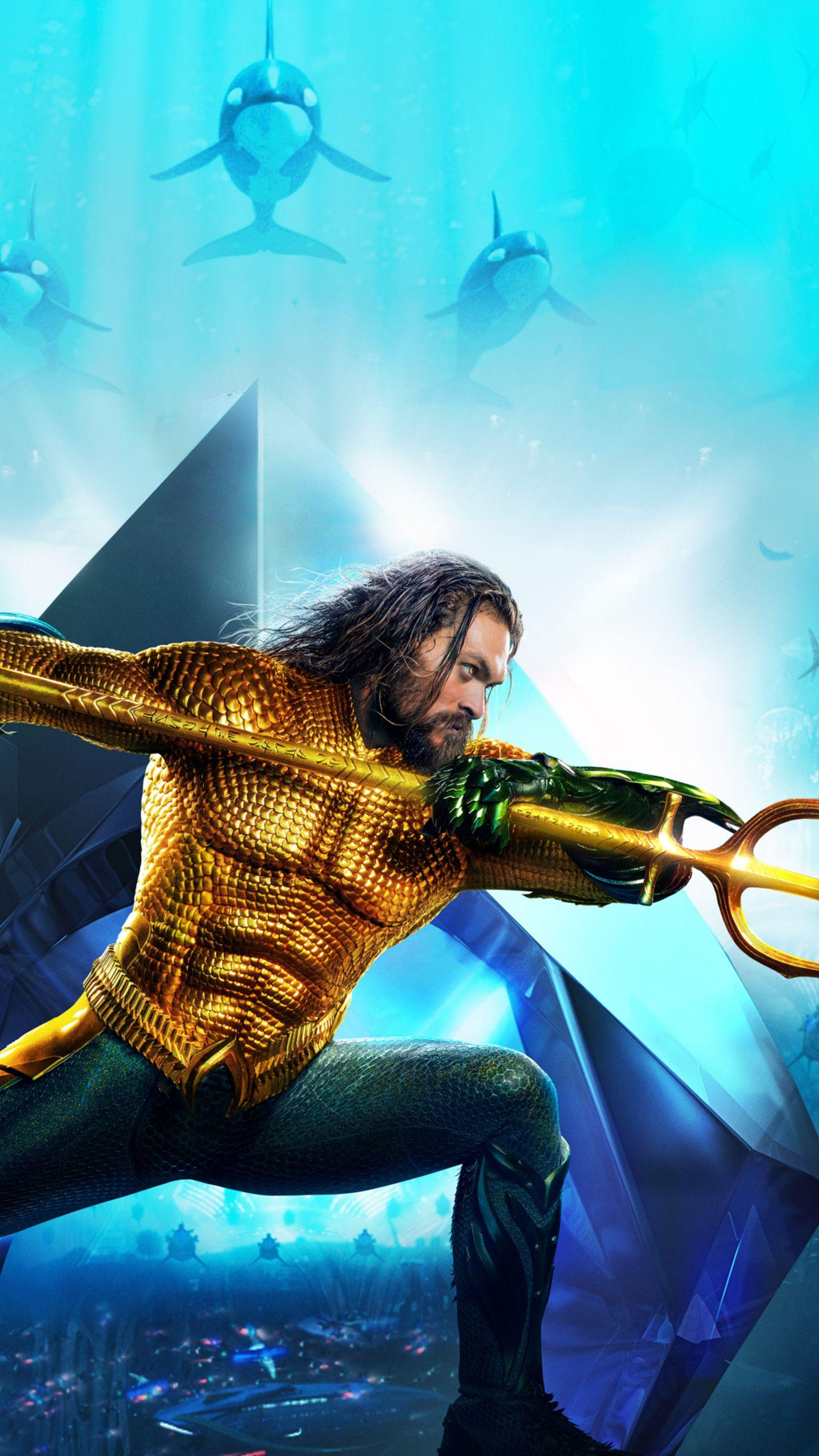 Aquaman Wallpaper Aquaman Superhero Aquaman Film