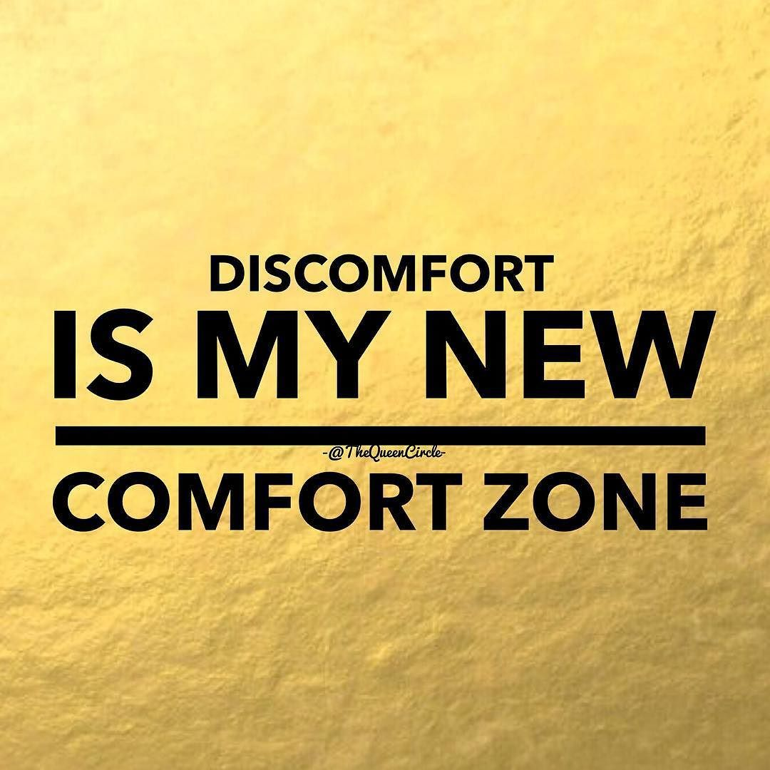 You must get comfortable with being uncomfortable! Period. Comfort is a major sign of stunted growth. If you are comfortable you're not doing enough!  . Get your FREE IG Audit Click link in bio| #TheQueenCircle  #personaldevelopment #femaleentrepreneur #dailymotivation #womeninbusiness #motivational #browngirlbloggers #Queen #Goaldigger #ambitious #entrepreneurlifestyle #womenentrepreneurs #bosschick #womenempowerment #girlpower #howtoqueen #businesstips #businesswomen #successfulwomen…