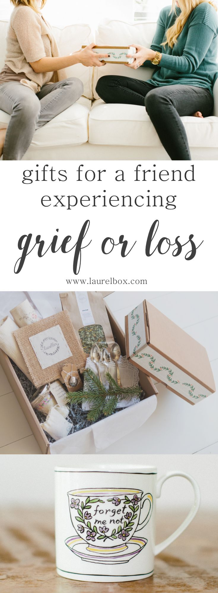 Check out laurel box their shop offers thoughtfully hand