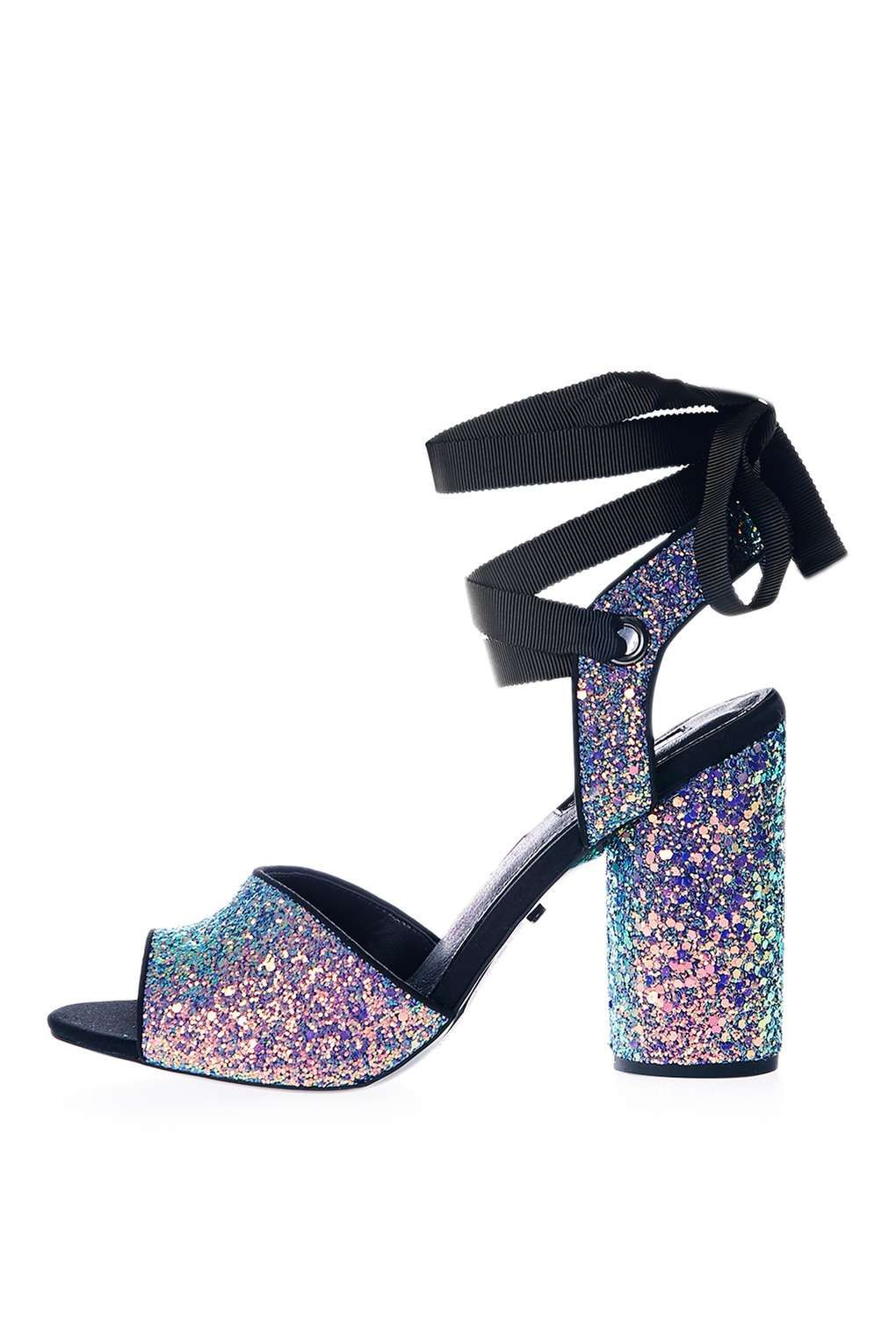 7cb5c8aa044 My Topshop Wardrobe - New In   Fancy Feet   Sparkly shoes, Glitter ...