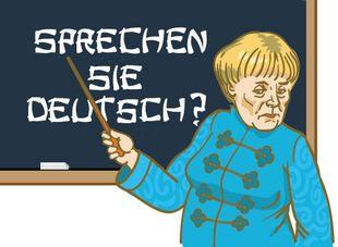 Andare a vivere in Germania senza parlare tedesco