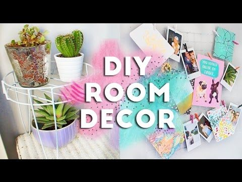DIY Budget Room Decor And Organization