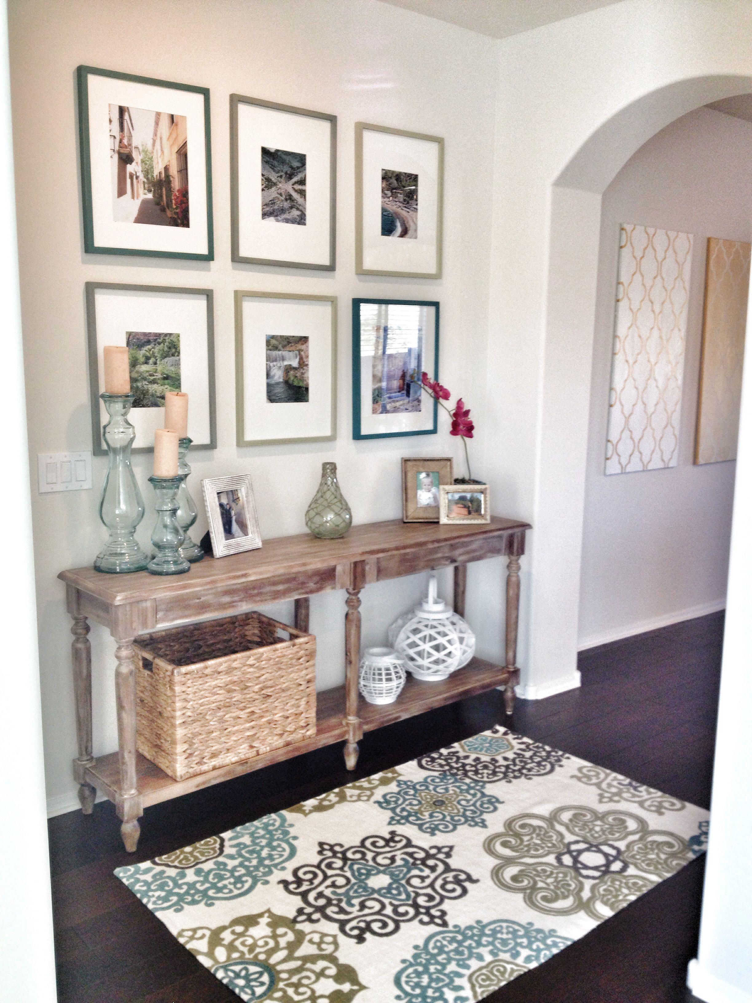 Cheap Hall Table 10 recibidores con encanto propio | tj max, walls and foyers