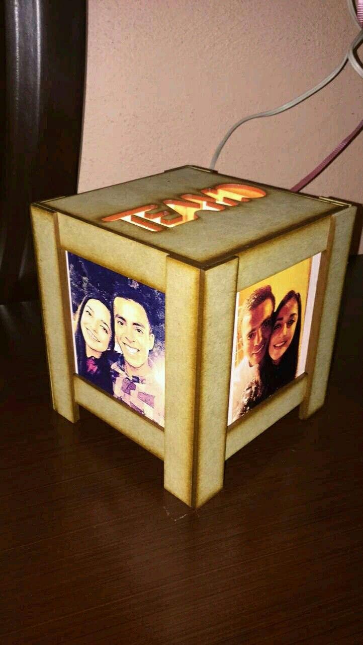 Lámpara Para Mi Novio Regalos Originales Para San Valentín Regalos Para Tu Pareja Detalles Para Mi Novia