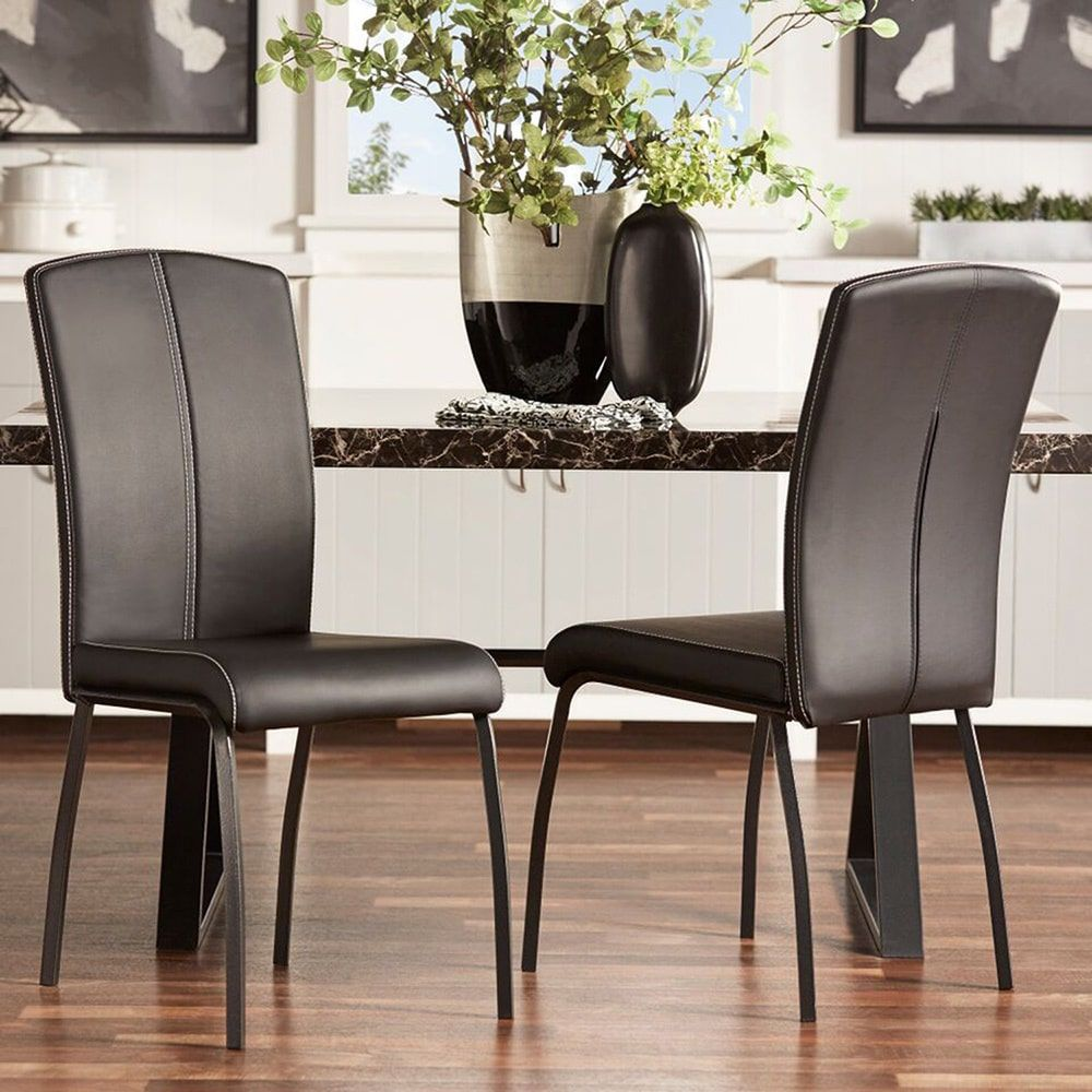 Dining Room Chairs : Make mealtimes more inviting with comfortable and  attractive dining room and kitchen