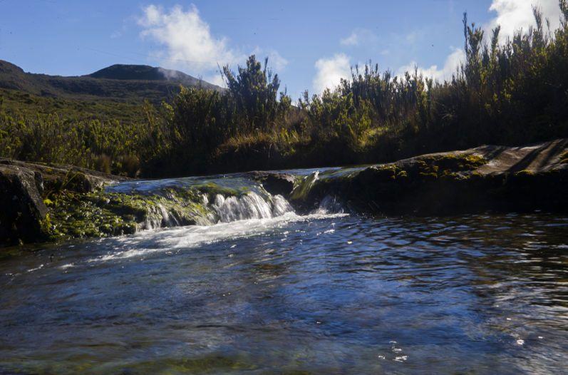 Las aguas puras del Parque Nacional Chirripó ya no se malgastan en los inodoros