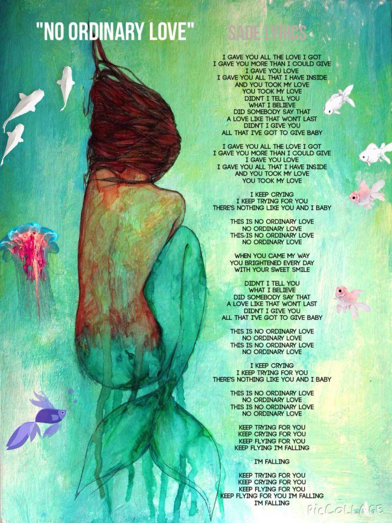 My bride is a mermaid song of war lyrics